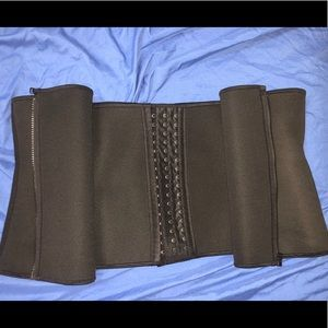 Double Corset Waist Trainer